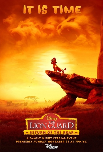 �����-��� / The Lion Guard: Return of the Roar (2015) /  �������� ������